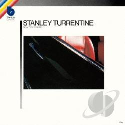 Turrentine, Stanley - New Time Shuffle CD Cover Art