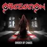Obsession - Order of Chaos CD Cover Art