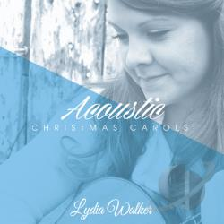 Walker, Lydia - Acoustic Christmas Carols CD Cover Art
