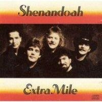 Shenandoah - Extra Mile CD Cover Art