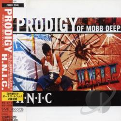 Prodigy - H.N.I.C. CD Cover Art