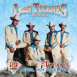 Los Tucanes De Tijuana - 20 Exitos CD Cover Art