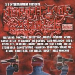 Northside Story CD Cover Art