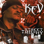 K-Ev - Street Trophy CD Cover Art