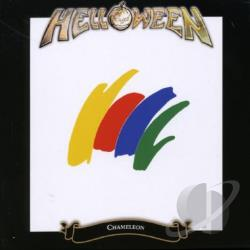 Helloween - Chameleon CD Cover Art