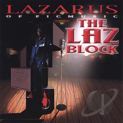 Lazarus - Laz Block CD Cover Art