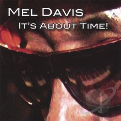 Davis, Mel - It's About Time CD Cover Art