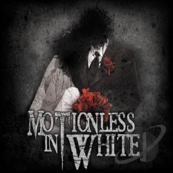 Motionless In White - When Love Met Destruction CD Cover Art