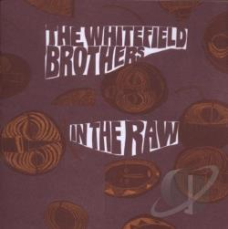 Whitefield Brothers - In the Raw CD Cover Art