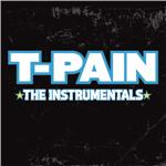 T-Pain - Instrumentals DB Cover Art