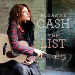 Cash, Rosanne - List CD Cover Art