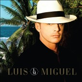 Miguel, Luis - Luis Miguel CD Cover Art