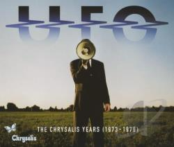 U.F.O. - Chrysalis Years: 1973-1979 CD Cover Art
