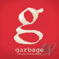 Garbage - Not Your Kind of People CD Cover Art