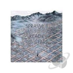 Arcade Fire - Sprawl II LP Cover Art