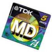 Md-Xg74s5sb - 5-Pak W/Free Storage Case Cover Art
