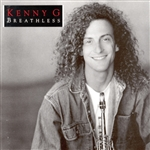 G, Kenny - Breathless CD Cover Art