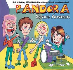 Pandora - Space Amazon CD Cover Art