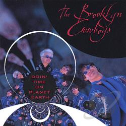 Brooklyn Cowboys - Doin' Time on Planet Earth CD Cover Art