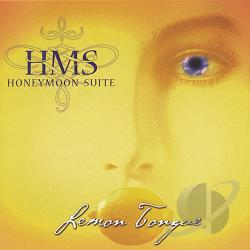Honeymoon Suite - Lemon Tongue CD Cover Art