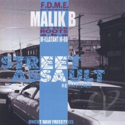 F.D.M.E - Street Assault CD Cover Art