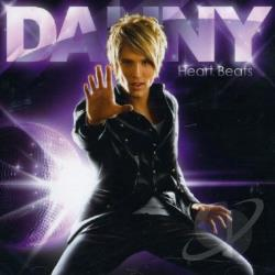 Danny - Heart Beats CD Cover Art