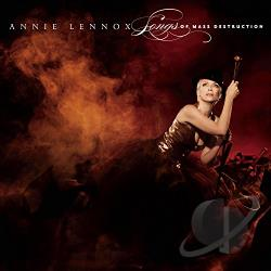 Lennox, Annie - Songs Of Mass Destruction CD Cover Art