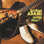 Adams, Arthur - Stomp the Floor CD Cover Art