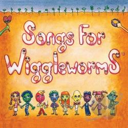 Songs For Wiggleworms CD Cover Art