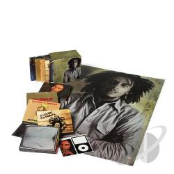 Marley, Bob & The Wailers - Deluxe Edition Box Set CD Cover Art