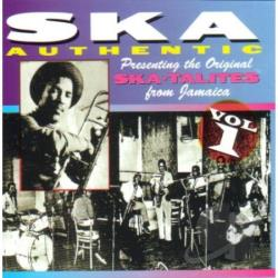 Skatalites - Ska Authentic 1 CD Cover Art