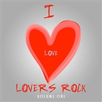 Various Artist - I Love Lovers Rock Volume One DB Cover Art