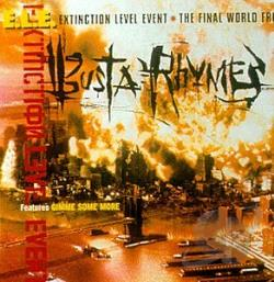 Busta Rhymes - E.L.E. CD Cover Art