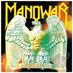 Manowar - Battle Hymns CD Cover Art