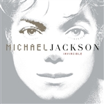 Jackson, Michael - Invincible CD Cover Art