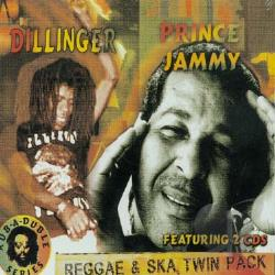 Dillinger - Reggae and Ska Twin Pack CD Cover Art
