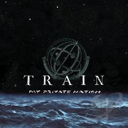 Train - My Private Nation CD Cover Art