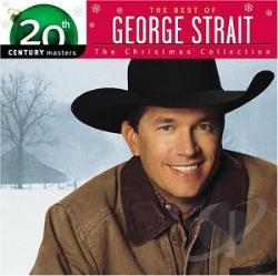 Strait, George - 20th Century Masters - The Christmas Collection CD Cover Art