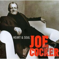 Cocker, Joe - Heart & Soul CD Cover Art