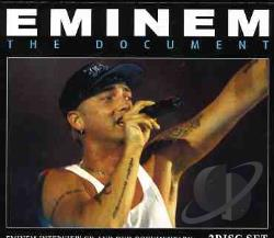 Eminem - Document CD Cover Art