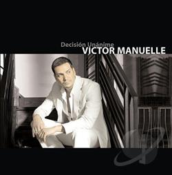 Manuelle, Victor - Decision Unamine CD Cover Art