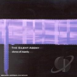 Silent Agony - Silence of Insanity CD Cover Art