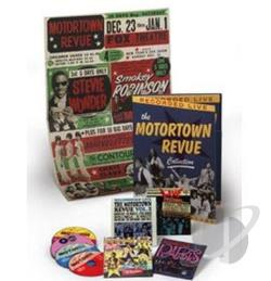 Motortown Revue Collection CD Cover Art