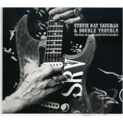 Vaughan, Stevie Ray - Real Deal: Greatest Hits, Vol. 2 CD Cover Art