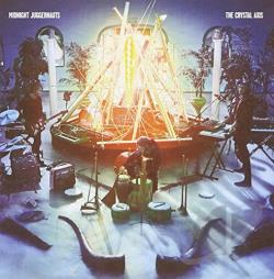 Midnight Juggernauts - Crystal Axis CD Cover Art
