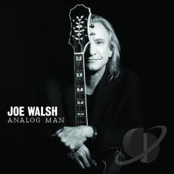 Walsh, Joe - Analog Man CD Cover Art