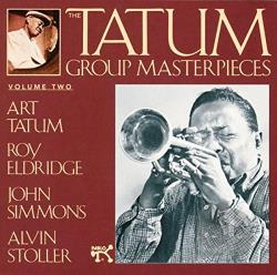 Tatum, Art - Tatum Group Masterpieces, Vol. 2 CD Cover Art