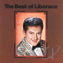 Liberace - Best of Liberace CD Cover Art