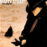 Stuart, Marty - Pilgrim CD Cover Art