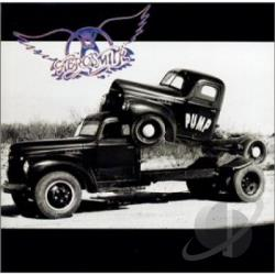 Aerosmith - Pump CD Cover Art